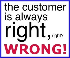 CustomerIsAlwaysRight-wrong