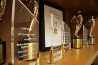 award-on-a-shelf