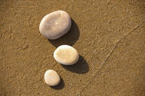 rocks-on-sand