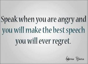 Dont Speak When Youre Angry Quotes Archives Margaret Meloni