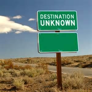 destinationUnknown